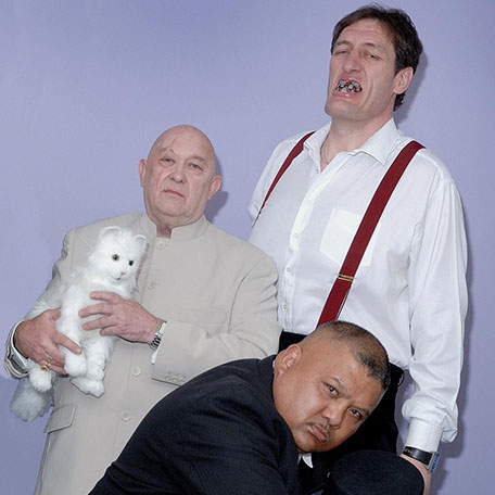 bond-trio
