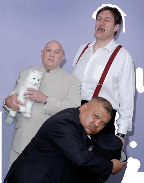 bon trio lookalike